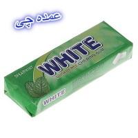 پخش عمده آدامس وایت white